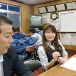 林田さんは晩御飯の準備をして勉強会に参加してくれています。ありがとう