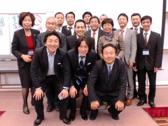 福岡からの参加者