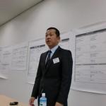 明友工業の伊藤社長の発表