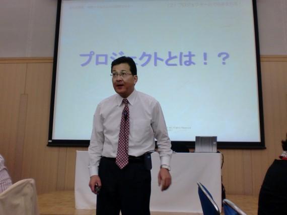 杵渕講師です。
