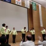 優勝の北九州チーム
