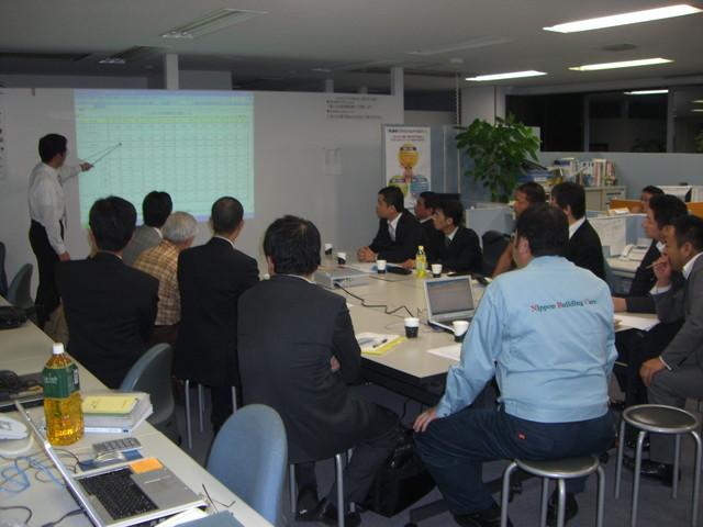 24日は経営戦略委員会に参加しました。