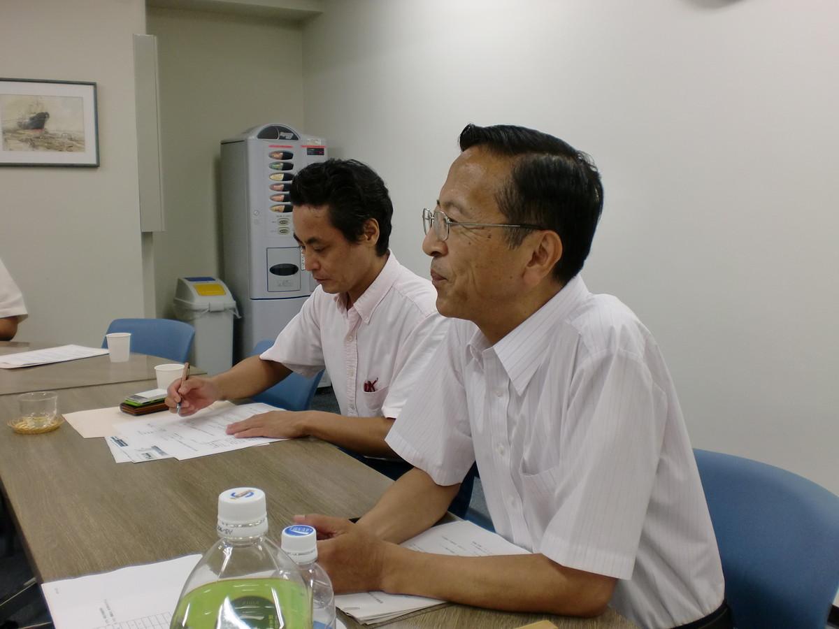 博多支部情報交流ブロック会に参加しました。