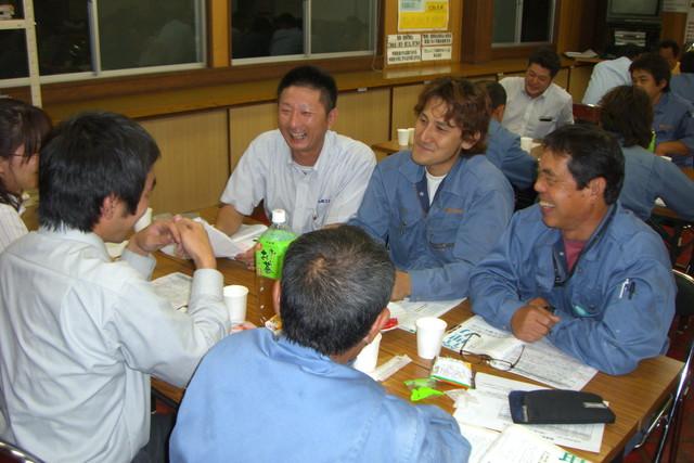 9月社内勉強会を開催しました。