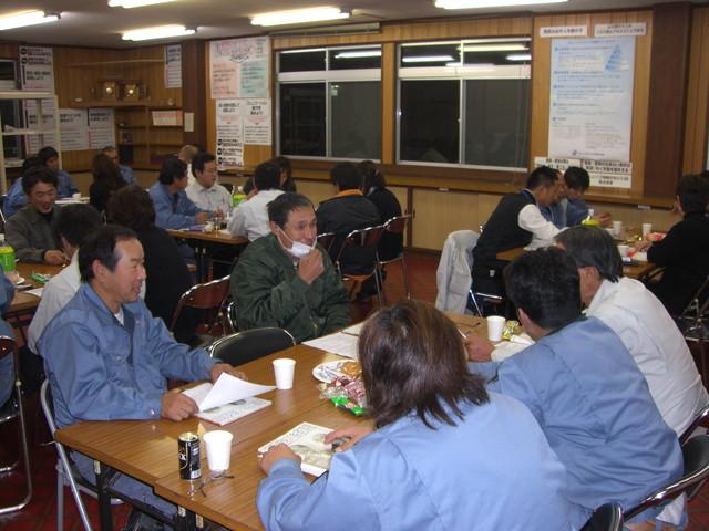 本日、社内勉強会を開催しました。