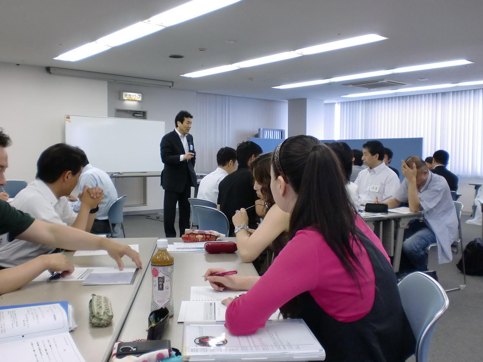 コミュニケーションリーダー養成講座に参加しました。
