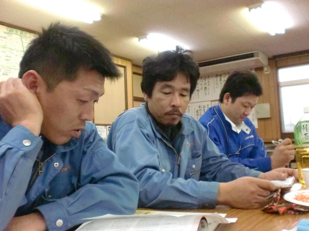 3月「理念と経営」社内勉強会を開催しました。