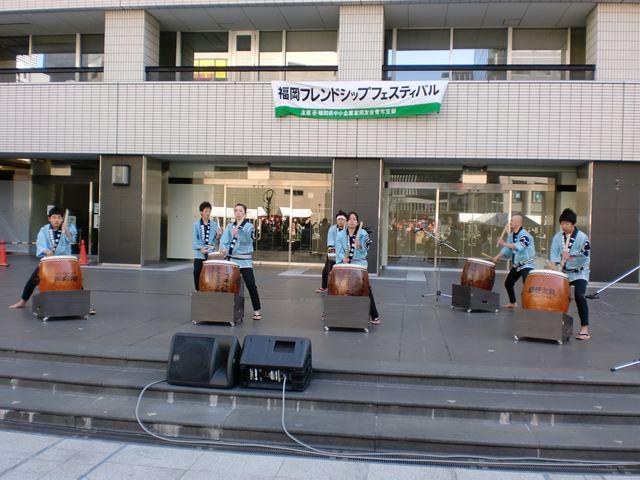 第17回福岡フレンドシップフェスティバルに参加しました。