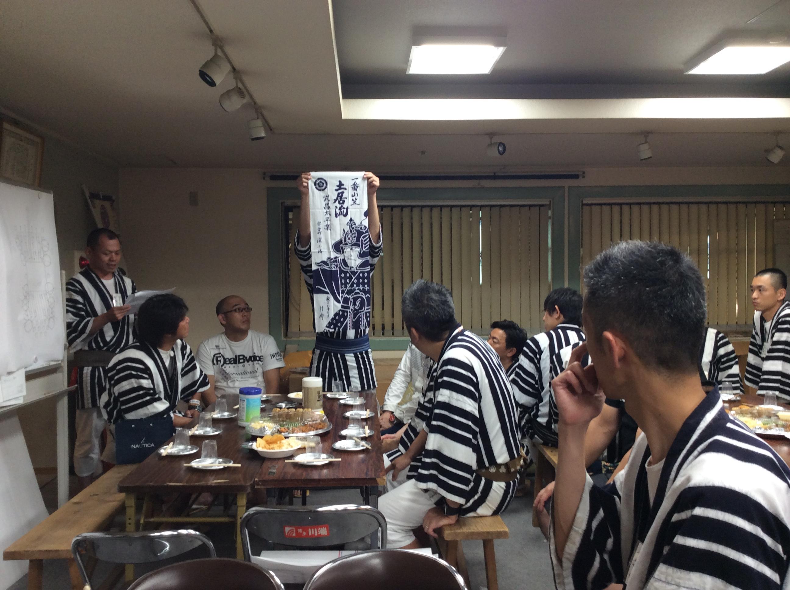 2014年の博多祇園山笠のレビュー