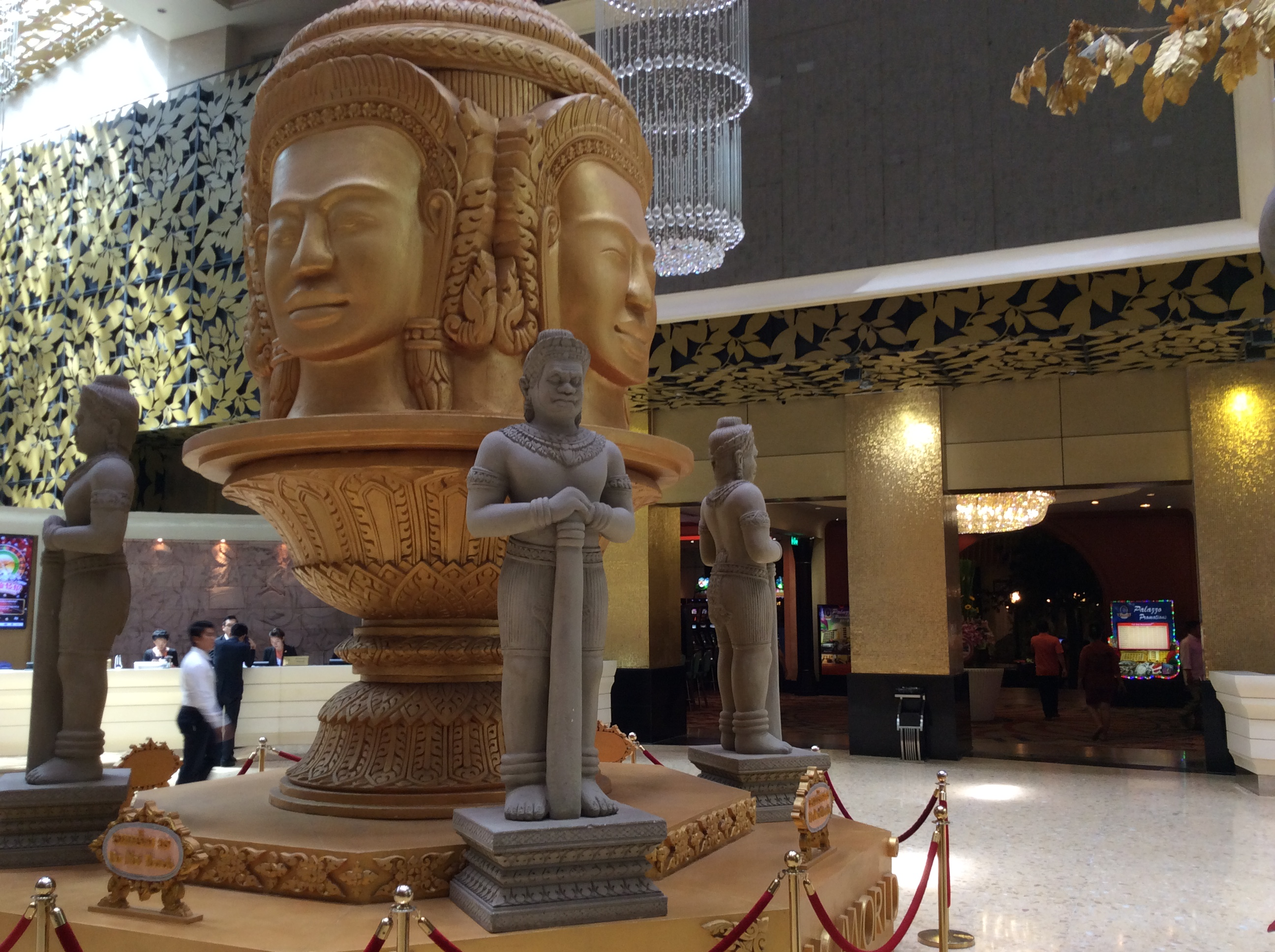 カンボジア飯のタネ探しツアー(1)