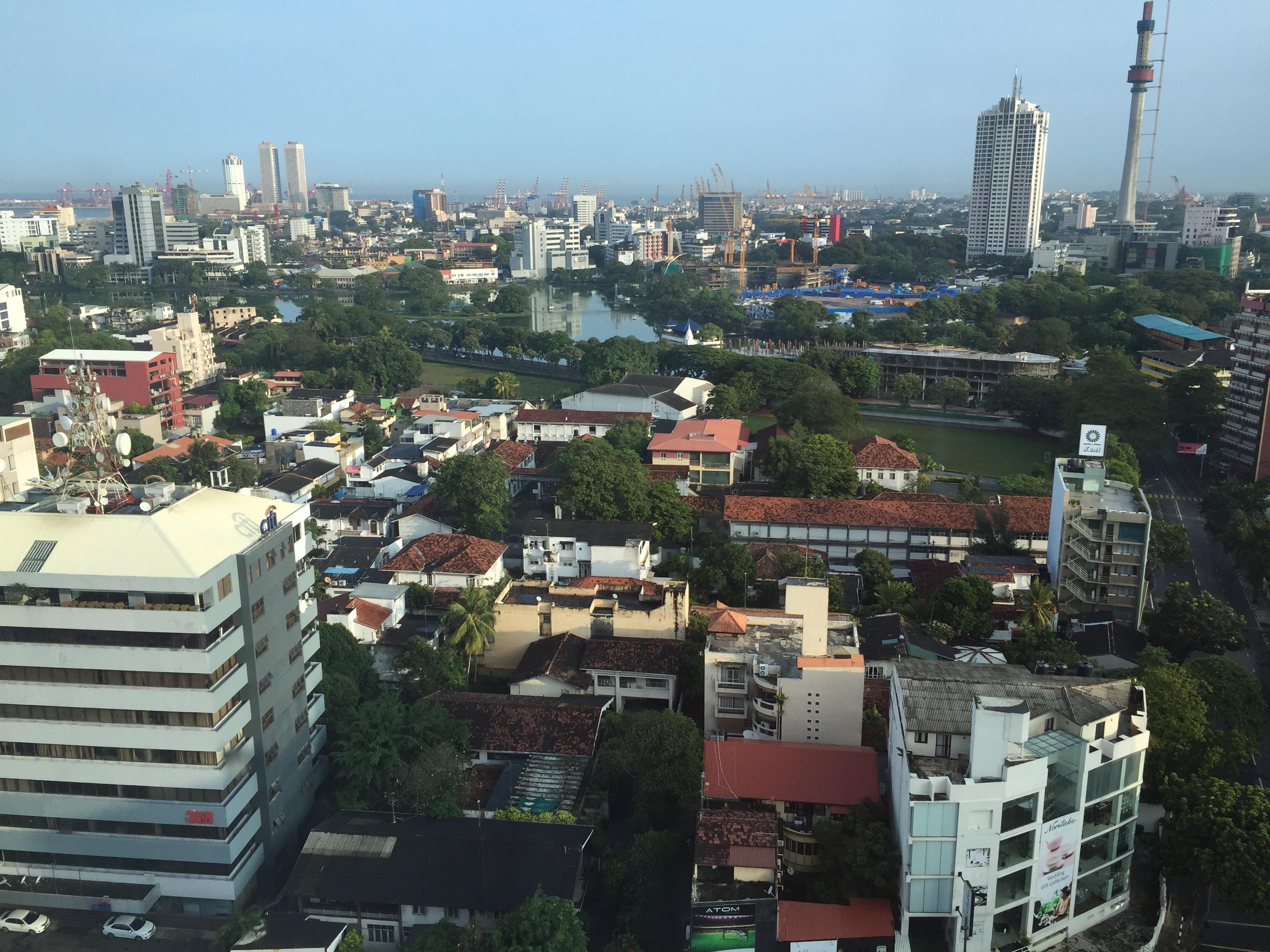 スリランカビジネス視察ツアーに参加しました。