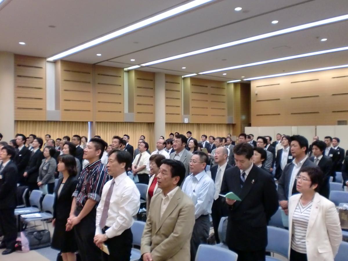九州経営発表大会に参加しました