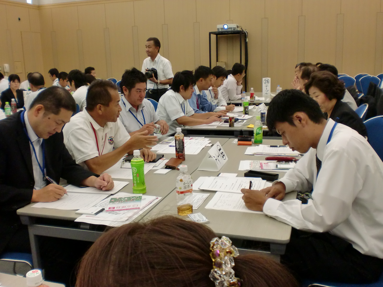 7月リーダーシップ委員会に参加しました。