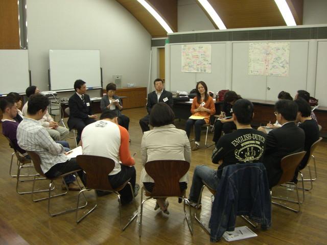 大阪でコーポレートコミュニケーションリーダー養成講座に参加しました。