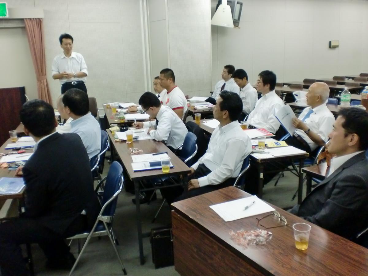 経営理念委員会に参加しました。