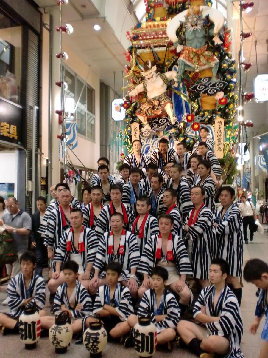 いよいよ博多祇園山笠の季節がやって参りました